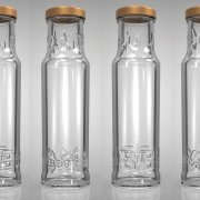 Multiple Embossed Bottle is a Real Collectors Item