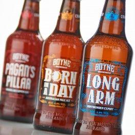 Beatson Bottles for Boyne Brewhouse