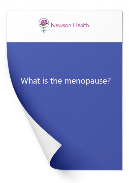 What is the Menopause