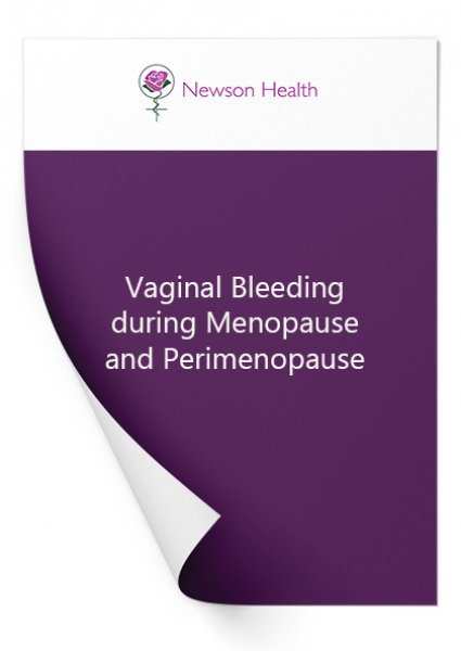 Vaginal Bleeding During Perimenopause and Menopause