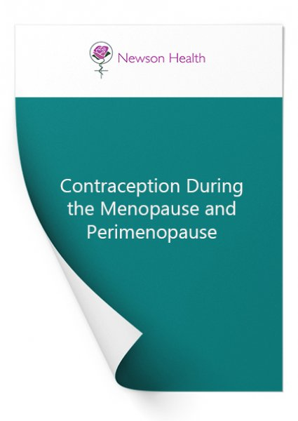 Contraception During Menopause and Perimenopause