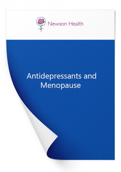 Antidepressants and Menopause
