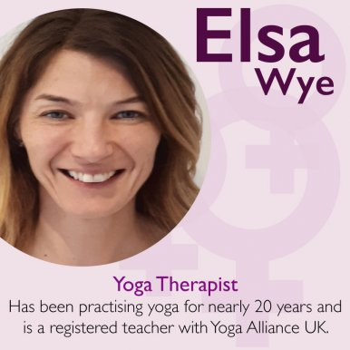 Well Woman Yoga Workshop with Elsa Wye