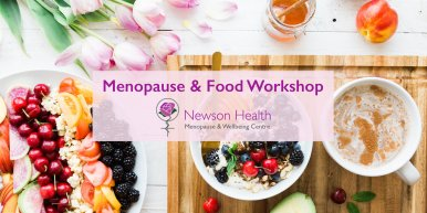 Menopause & Food Workshop