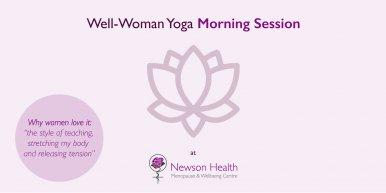 Well-Woman Yoga (Morning)