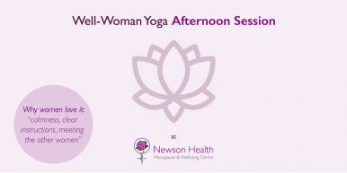 Well-Woman Yoga (Afternoon)