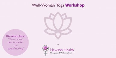 Well-Woman Yoga Workshop