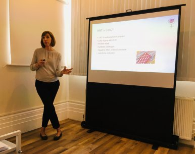 Newson Health holds menopause training day for GPs