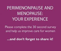 Survey - Menopause and Perimenopause | Newson Health