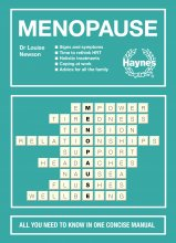 Menopause Doctor Louise Newson launches Haynes Menopause Manual