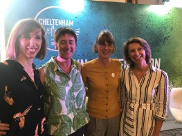 Busting Menopause Myths at Cheltenham Wellbeing event | Newson Health