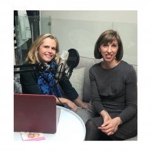 Another podcast with Liz Earle