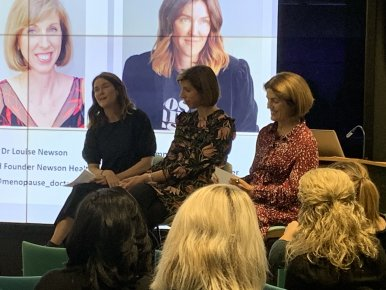 Dr Newson advises on expert panel hosted by MPowered Women