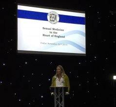 Dr Sarah Ball speaks at BSSM Conference   Newson Health