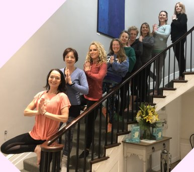 Newson Health helps train UK's first Menopause Yoga teachers