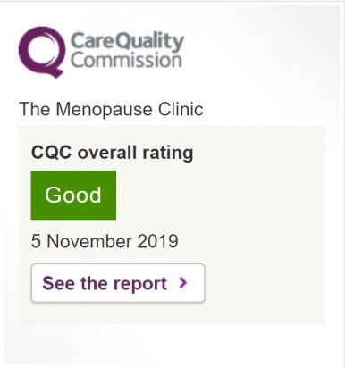 Newson Health Menopause and Wellbeing Centre deemed 'Good' by Care Quality Commission