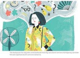 Alzheimer's & Menopause - Dr Louise Newson