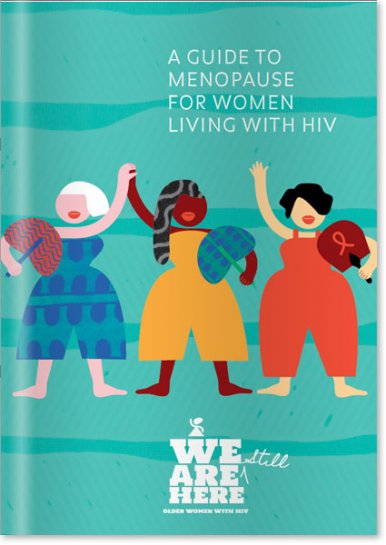 Dr Newson Joins Forces with Sophia Forum to Raise Awareness of HIV and Menopause