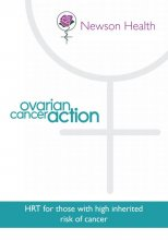 Dr Newson & Ovarian Cancer Action Launch New Booklet | Newson Health