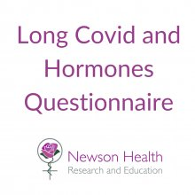 Long Covid & Hormones Questionnaire | Newson Health