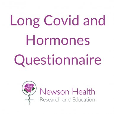 Long Covid & Hormones in Women: Questionnaire