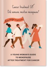 Young Woman's Guide to Menopause After Cancer Treatment: Newson Health