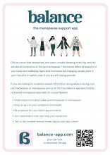 Download your free balance poster