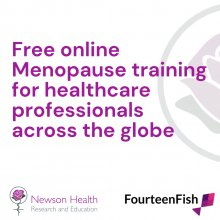 Confidence in the Menopause