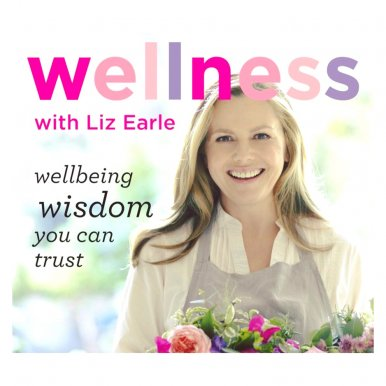 Podcast with Liz Earle