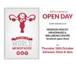 Ground-breaking menopause clinic opens its doors to celebrate World Menopause Day