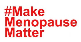 Sign the petition! Make Menopause Matter