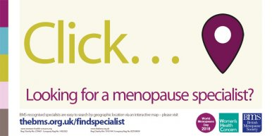 BMS launches register of menopause specialists on World Menopause Day