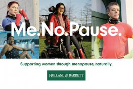 Dr Louise Newson helps Holland & Barrett break the menopause taboo