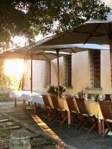 Newson Health Nutritionist Organises Wellness Retreat in Beautiful Tuscany