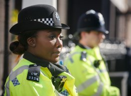 Almost half policewomen suffering during menopause think of quitting