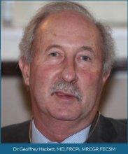 Professor Geoffrey Hackett joins Dr Louise Newson at Newson Health