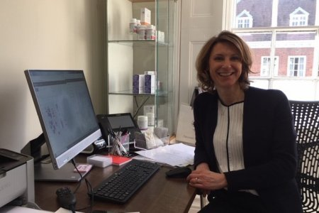 Expert Doctors Out and About, Confidence in the Menopause, balance app