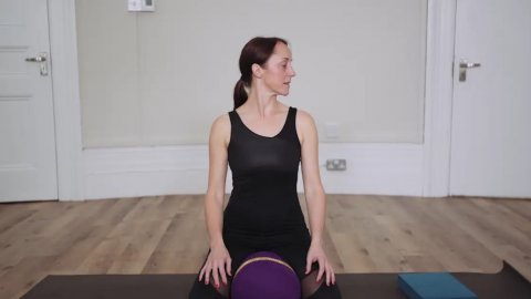 Well-Woman Yoga with Lucy Holtom