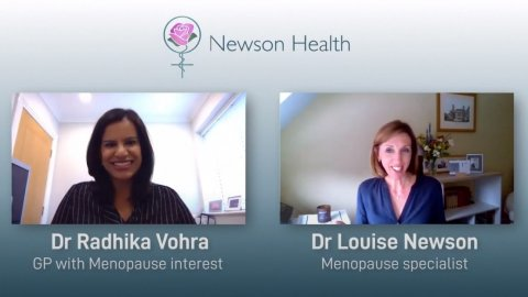 Dr Newson & Dr Radhika Vohra Discuss Punjabi Menopause Series
