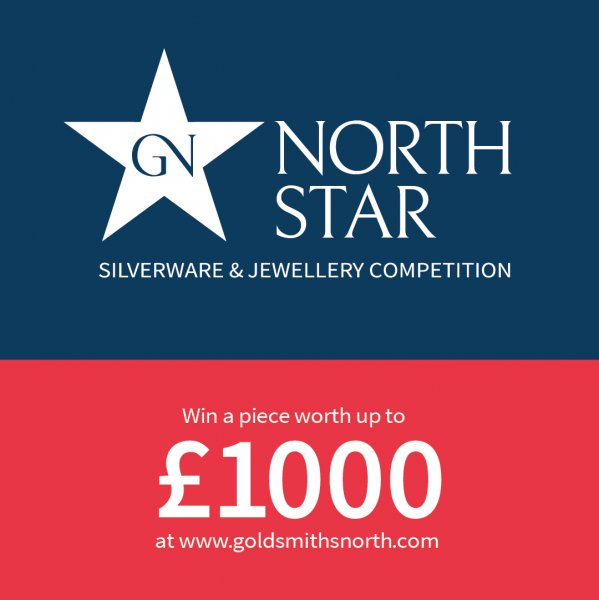 Win a piece of jewellery worth up to £1,000 - Goldsmiths North