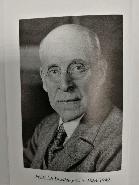The Man Behind the Book: Bradbury's Book of Hallmarks