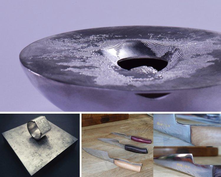 Students from Sheffield Hallam University Exhibit Jewellery & Metalwork Pieces in Online Showcase