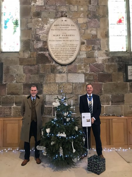 Sheffield Silversmiths Remembered in Service at Sheffield Cathedral