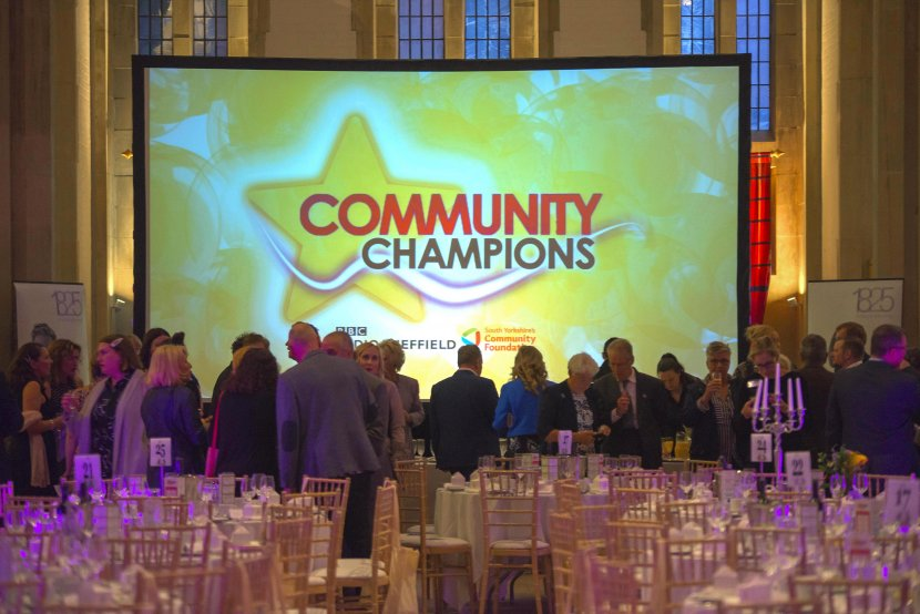 Inspiring Awards Night Celebrates Community Champions