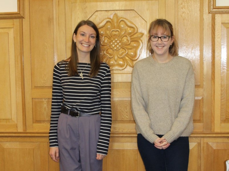 New Staff Members Elected to Join Guardians Body