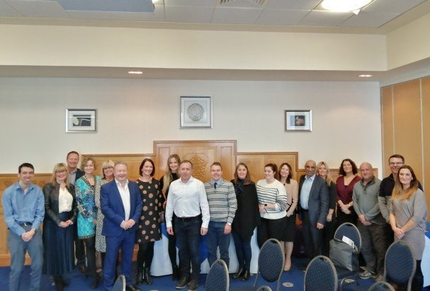 Company of Master Jewellers attend Networking and Development Day at Sheffield Assay Office